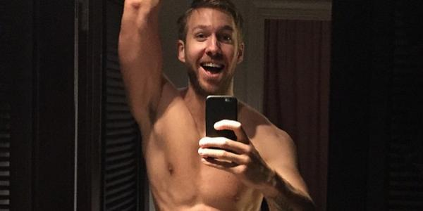 HOT MEN: CALVIN HARRIS