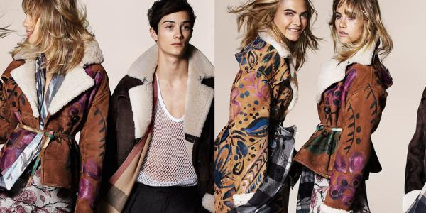 FASHION NEWS: Burberry pre-fall 2015