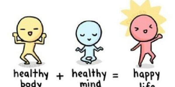 HEALTH & BEAUTY = HAPPY