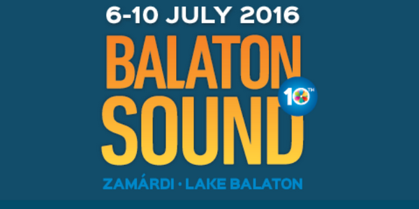 Balaton Sound: Program 2016 kompletný!