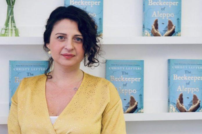 Christy Lefteri a Včelár z Aleppa