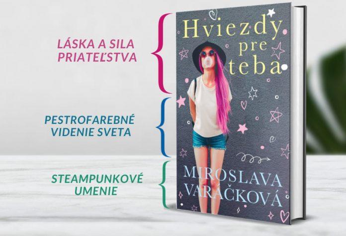 Miroslava Varáčková Hviezdy pre teba